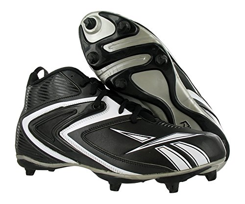 Reebok Pro Ferocious D3 Mens Football Shoe Black/White LEk0I4k1