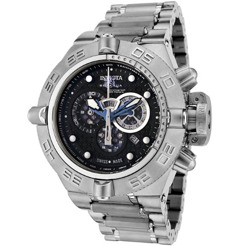 Invicta Men s 6556 Subaqua Noma IV Collection Chronograph Stainless Steel Watch