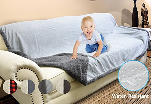 Catalonia Waterproof Blanket,Pee Proof Couch Sofa Bed Protec