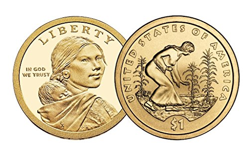 2009-S PROOF Native American (Sacagawea/Golden) Dollar