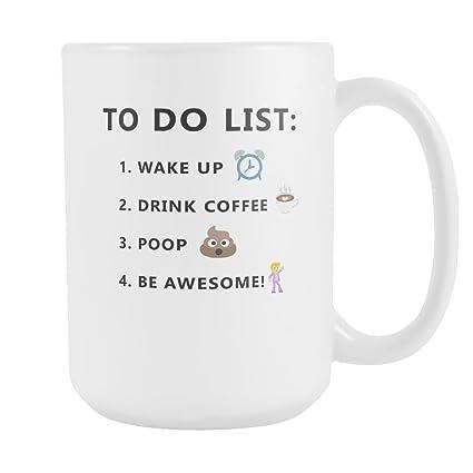 Amazon Funny To Do List