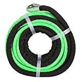 """Happybuy Synthetic Winch Rope - 3/16"""" x 48' Winch Cable 13000LBS Winch Line (100ft)"""