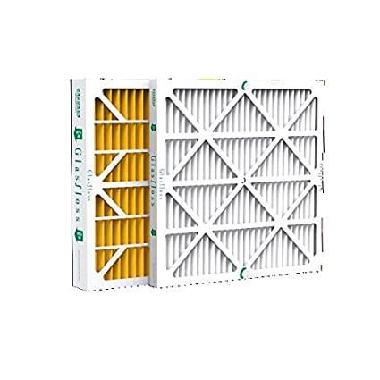 glasfloss industries hvp14301 z-line series hv merv 10 pleated ...
