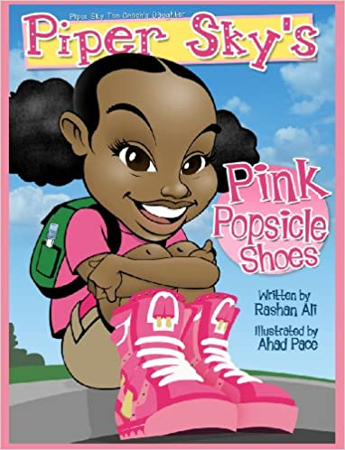 Read online Piper Sky's Pink Popsicle Shoes: Piper Sky The Coach's Daughter PDF