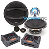 Hertz MPK1650.3 PRO 6.5'' 125W RMS 2-Way Component Speakers System