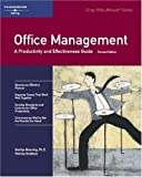 img - for Office Management: A Productivity and Effectiveness Guide:2nd (Second) edition book / textbook / text book
