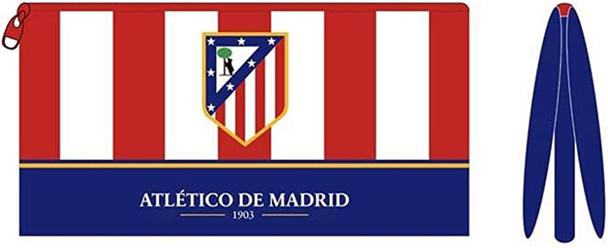 Portatodo Atletico Madrid 1903 escudo triple: Amazon.es: Bebé