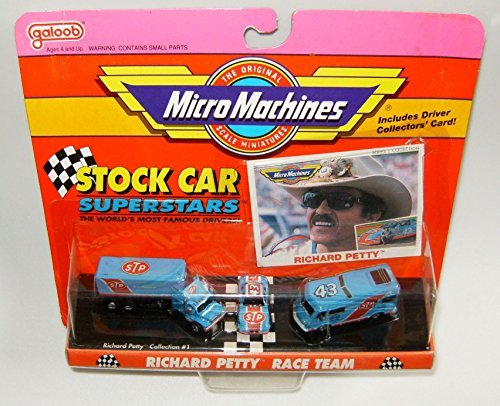 - Micro Machines Stock Car Superstars Richard Petty
