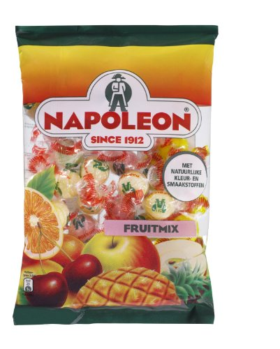 Napoleon Co, Sours Assorted Fruit Mix, 5.29 Ounce