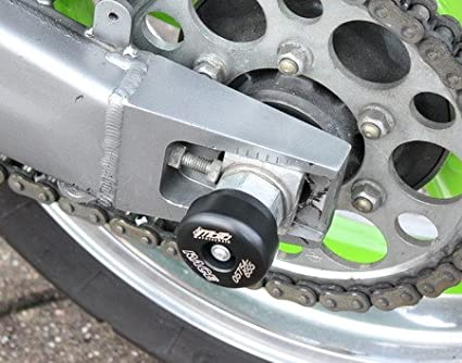 Satz GSG Moto Sturzpads Hinterrad Kawasaki ZX-9R ZX900B 94-97