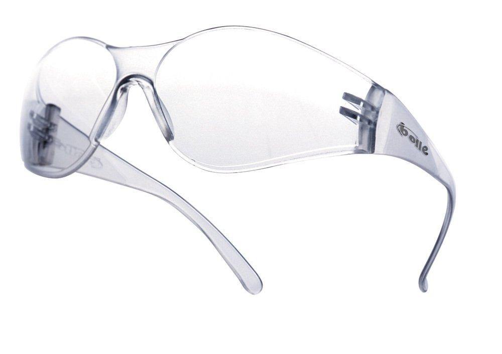 Bolle BANCI Bandido Safety Glasses - Clear