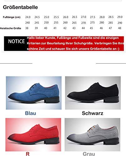 Lace Business Modische Aardimi Schuhe Oxfords Herren Ups Derby Blau Hochzeit Schnürhalbschuhe Anzug pBBTzq0w