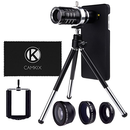 Camera Lens Kit for Samsung Galaxy Note 5 incl. 12x Telephot
