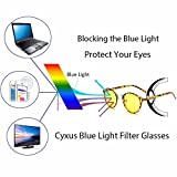 Cyxus Blue Light Filter [Sleep Better] UV