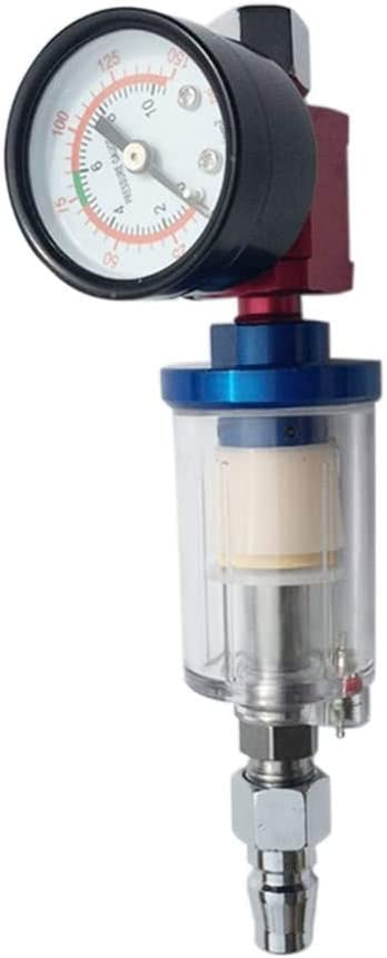 HAIK Presión AFR2000 Regulador de Aire Separador de Agua Filtro de ...