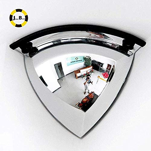Offices Driveway ⛔Acrylic Security Trafic Mirror for Blind Spots at Home Convex mirror Stores and Security and Safety Mirror 0422A