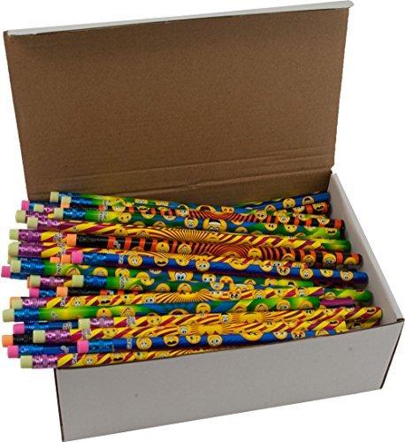 (Smiley Face Pencils - Bulk Box of (144), #2)