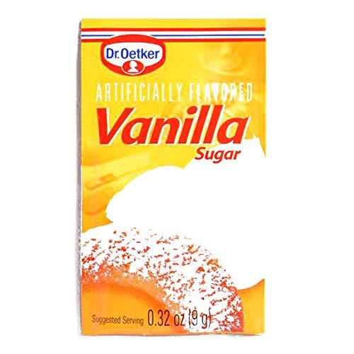 Dr. Oetker Vanilla Sugar 0.32 oz each (6 Items Per Order, not per case)