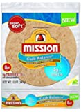 Mission Foods Carb Balance Whole Wheat Soft Taco, 8 ct - 0g Trans Fat per serving