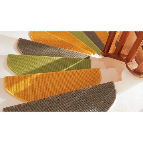 Stufenmatte Farbe 632 Graphit Tretford Interland
