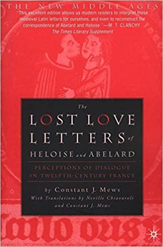 abelard and heloise letters analysis