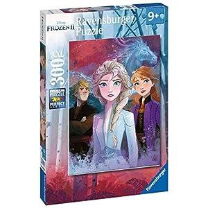 Ravensburger Frozen 2 Puzzle 300 Pezzi Xxl Multicolore 12866