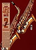 img - for Music Minus One Alto Sax: Easy Jazz Duets for Alto Saxophones by Hal Mccusick (2011-08-30) book / textbook / text book