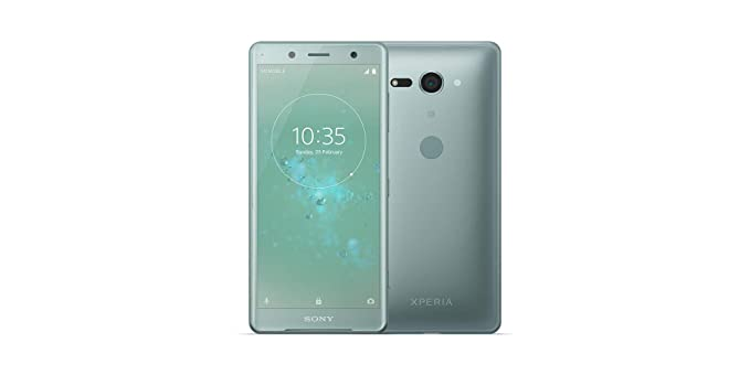 Sony Xperia XZ2 Compact H8314 64GB 5 0' Factory Unlocked Smartphone  International Version 4G LTE (Moss Green)