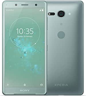 "Sony Xperia XZ2 Compact Unlocked Smartphone - 5"" Screen - 64GB - Moss Green (US Warranty)"
