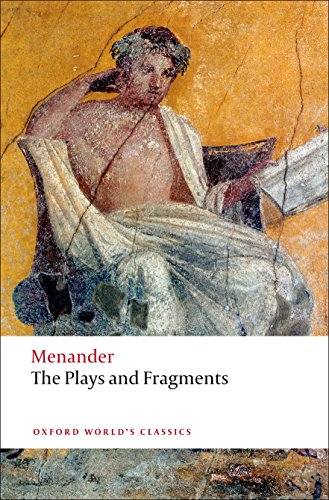 The Plays and Fragments (Oxford World's Classics) by Oxford University Press