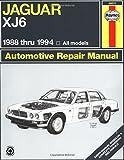 Jaguar Xj6, 1988 Thru 1994, John Haynes, 1563922371