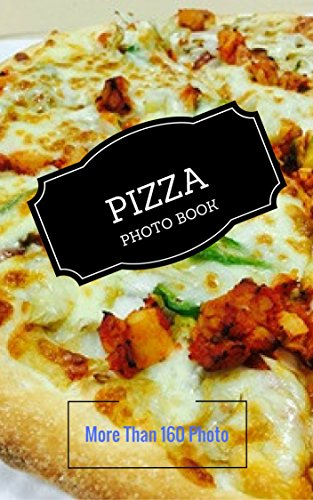 All of Pizza Photo Book