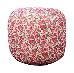 Kangkang@ Cartoon Plush Inflatable Stool Portable Folding
