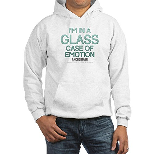 CafePress Glass Case of Emotion Pullover Hoodie, Classic & Comfortable Hooded Sweatshirt -