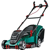 Bosch Rotak 430 LI Ergoflex Cordless Lawn Mower with Two 3...
