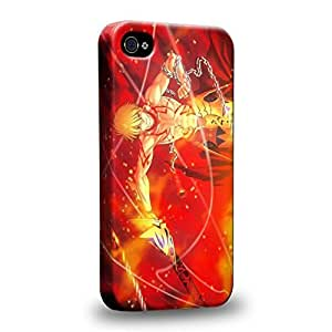 Case88 Premium Designs Fate Stay Night Gilgamesh Ea Sword of Rapture Protective Snap-on Hard Back Case Cover for Apple iPhone 6 4.7