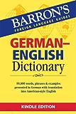 Barron's German English Dictionary (German Edition)