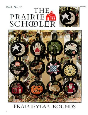 Prairie Year-Rounds - Cross Stitch ()