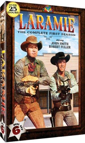 [DVD]Laramie: Complete First Season