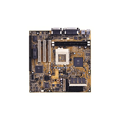 Asus Socket 370 - Asus ME-99VM Supports Socket 370 Processors 300~500+MHz 100MHz System Bus , SiS 620 chipset, 2x 168-pin DIMMs Sockets, 3 PCI, 1 ISA, Micro ATX form factor. Motherboard only. No manual. No cables.