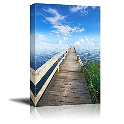 A Landscape Pier and Lake, Top Quality Design, Delightful Expert Craftsmanship