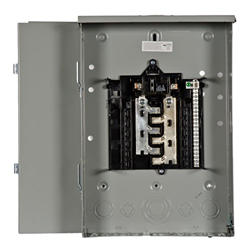 Siemens 12 Space, 24, Circuit, 100 Amp, Main Breaker, Outdoor Load Center