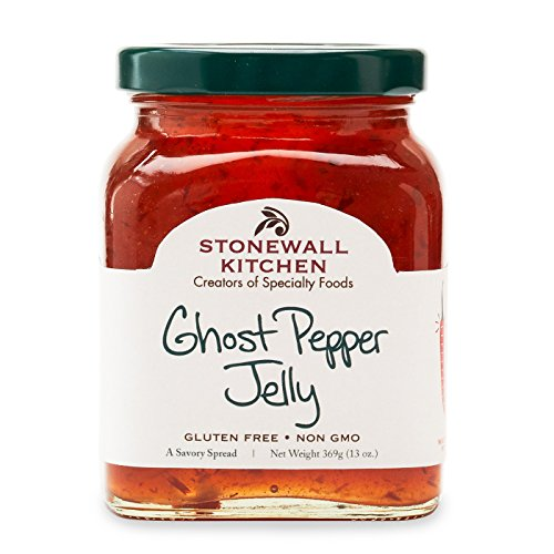 Stonewall Kitchen Ghost Pepper Jelly, 13oz. made in Maine