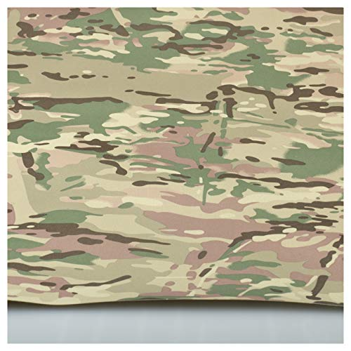 (Multicam Pattern Camouflage 600D Nylon PVC Coated Waterproof Fabric)