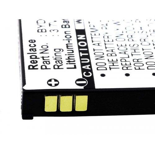 3,7 V Li-ion Bater/ía para vigilabeb/és Philips Avent SCD530