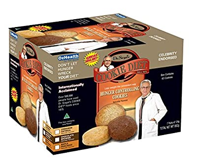 Dr. Siegal's Cookie Diet - One Month Supply