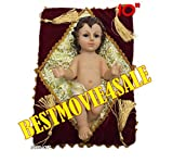 Baby Jesus 10'' Inch W/ Red Pillow-Nino Dios 10'' Inches C/Almohada Roja Brand New