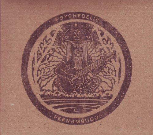 Psychedelic Pernambuco by Mr Bongo
