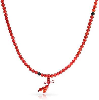 Long Orange boho pendant for women carnelian jewelry suitable for men and women