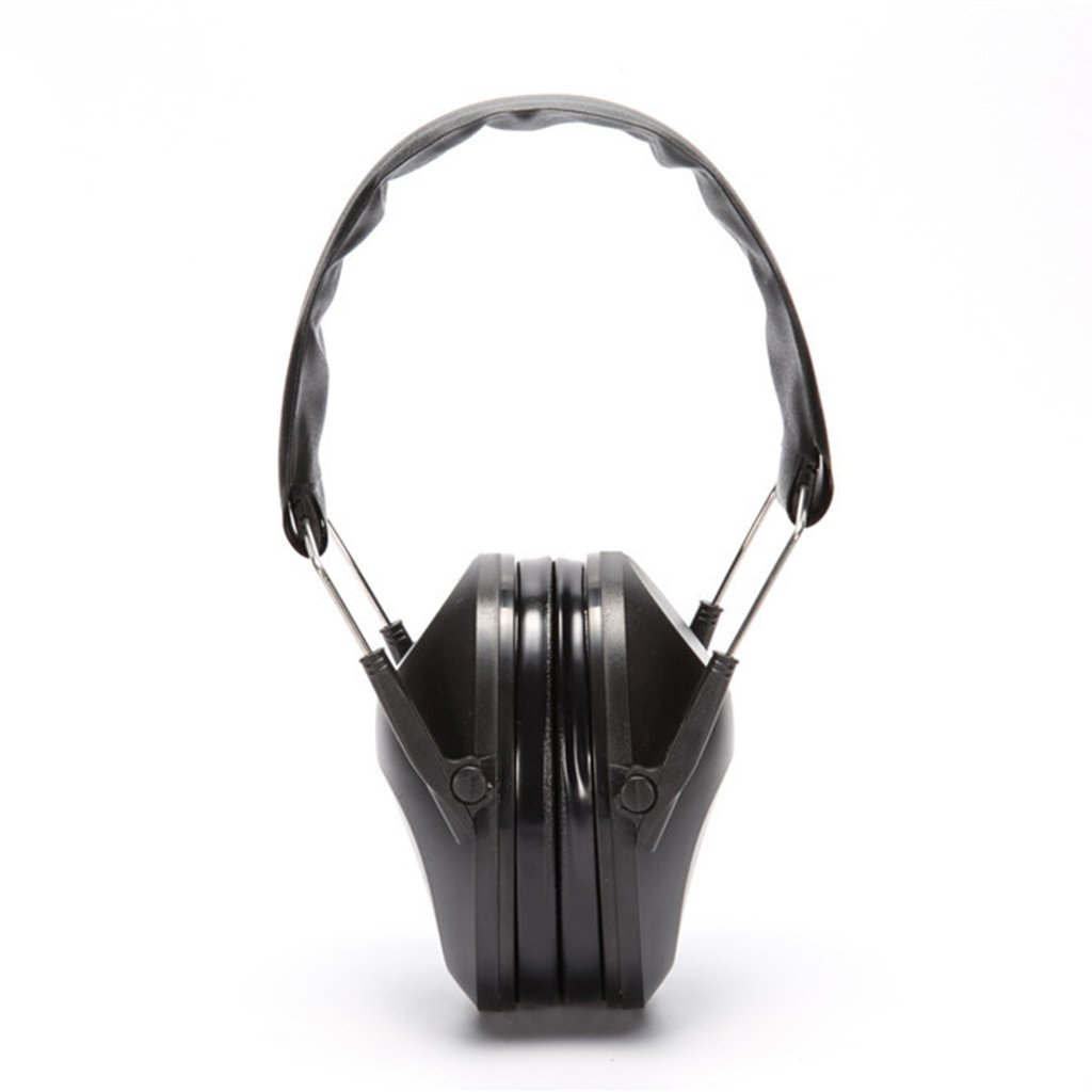 Lukalook Foldable Hearing Protection Shooting Sports Ear Muffs Noise Cancelling Earmuff